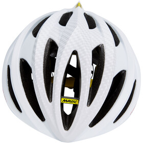 Mavic Cosmic Pro Cykelhjälm Herr vit